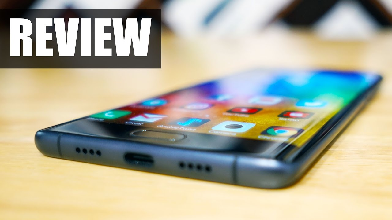 Smartphone Xiaomi Mi Note 2: reviews