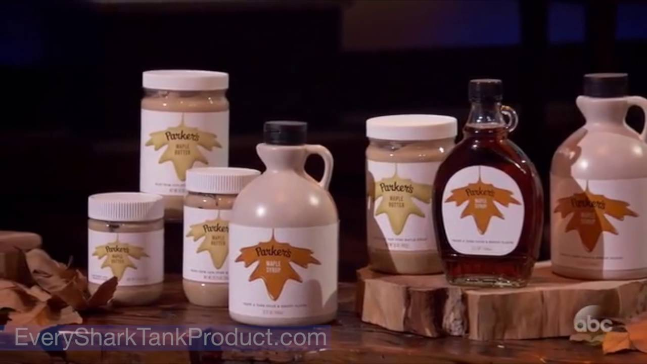 f764b77b9b0 Parkers Maple Syrup Pitch (Shark Tank Season 8 Episode 5)