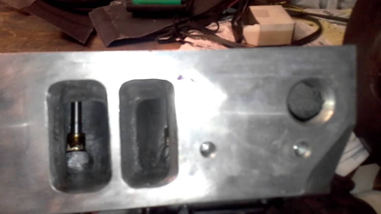 Edelbrock RPM Pontiac Heads complete fully ported