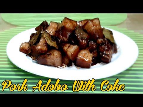PORK ADOBO WITH COKE | How To Cook Pork Adobo