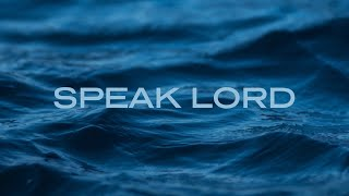 SPEAK LORD: Time With Holy Spirit | Christian Meditation Music | 3 Hour Prayer Time Music | Worship