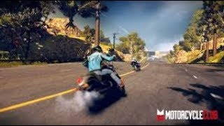 Racing Action & Motor Games   Motorcycle Racer Bike Games   android childrens games