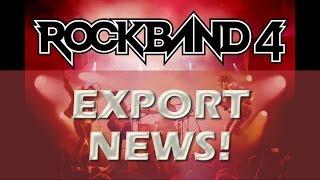 Rock Band 4 Exports News, Fallout 4 Costumes & Gamestop Bonus Songs