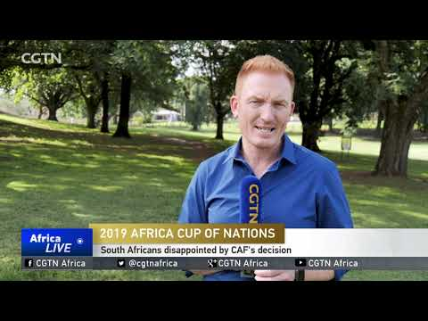 Disappointment in South Africa as Egypt awarded AFCON 2019 hosting rights