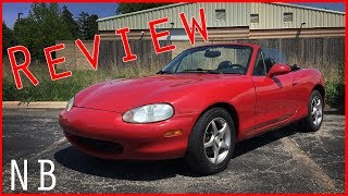 1999 Mazda Miata Review