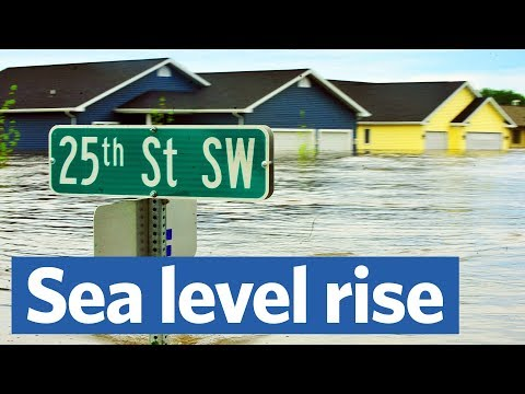 Will sea level rise drown our coastal cities?
