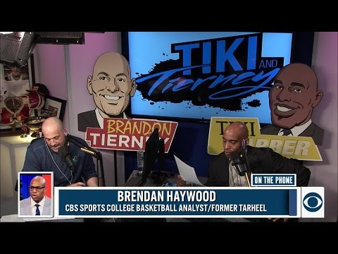 CBS College Basketball Analyst Brendan Haywood joins BT and Tiki.