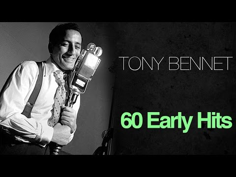Tony Bennett  60 Early Hits  Music Legends Book