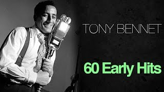 Tony Bennett - 60 Early Hits - Music Legends Book