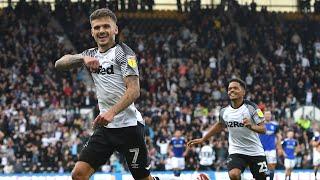MATCH HIGHLIGHTS | Derby County vs Birmingham City