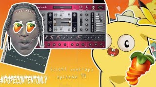 How to EASILY Mix a Trap Beat | Mixing With Chu # 3 [FL Studio 20