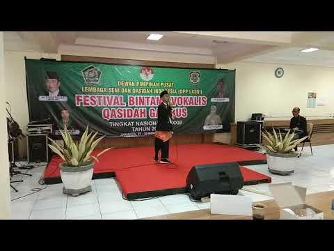 Rizal Akbar B - Ya Umri - Bintang Vokalis Tingkat Nasional 2018 - Lasqi 2018