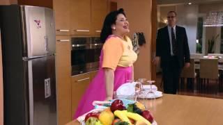 Виолетта 3 сезон 22 эпизод   Ольга поёт песню Podemos 1