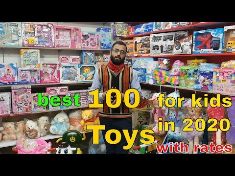 Best 100 Toys For Kids In 2020 With Rates || Top 100 Toys For Kids || Best Toys For Kids In Pakistan