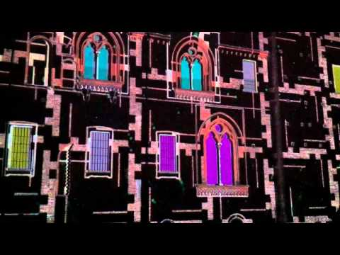 VIDEO SOUND ART Castello Visconteo Abbiategrasso 03luglio2011 (cut_2)