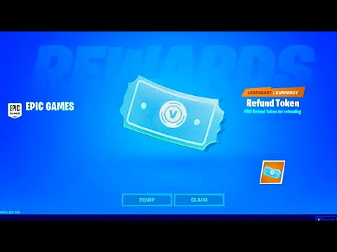 *NEW* GET MORE REFUND TICKETS IN FORTNITE! UNLIMITED REFUNDS FORTNITE! (Fortnite Refunds Glitch)