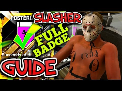 ALL SLASHER BADGES FULL STEP BY STEP GUIDE NBA 2K18 ULTIMATE PURE POSTERIZER ACROBAT 99 CONTACT DUNK