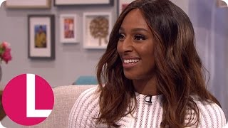 Alexandra Burke On The X Factor And Sister Act Tour | Lorraine