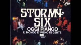 Stormy six  - Oggi piango