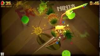 Fruit Ninja HD-PC Gameplay 3 (HD VERSION!)
