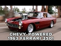 The Chevy 302 Powered 1963 Ferrari 250