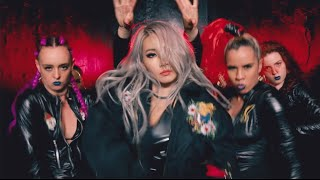 Video CL - 'HELLO BITCHES' DANCE PERFORMANCE VIDEO download MP3, 3GP, MP4, WEBM, AVI, FLV Maret 2018