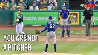 MLB | Controversial  Home Run