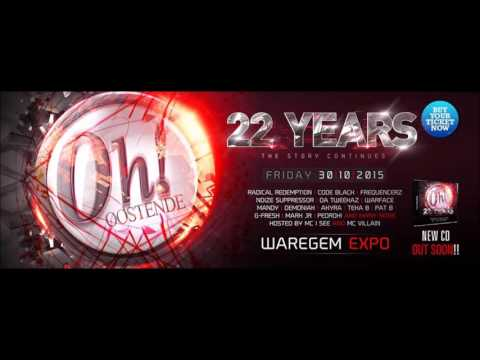 Mad Eyez - 22 YEARS THE OH! (WarmUp Mix)