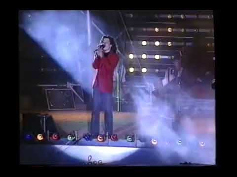 Концерт Жени Белоусова в г.Тула, 1993 г.