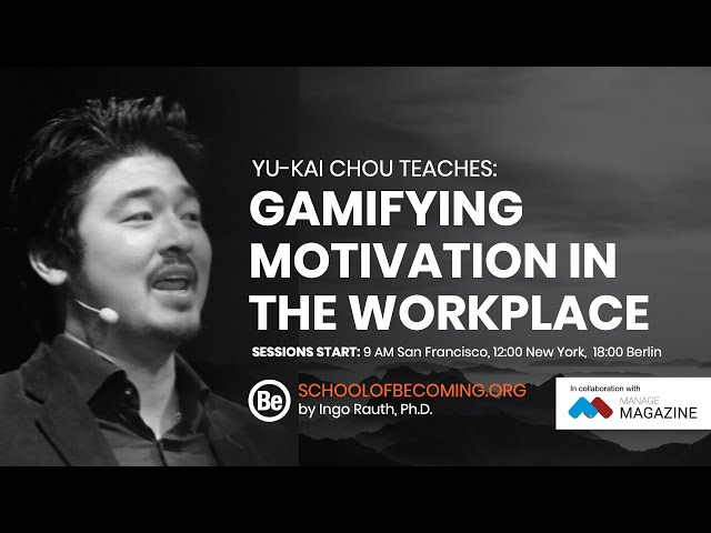 Gamifying Motivation in the Workplace