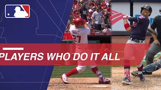 Star players who do it all on the field