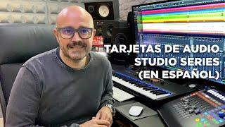 Tarjetas de Audio - Studio Series (En Español)