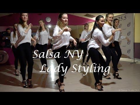 Salsa NY Lady