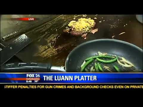 Behind the scenes at Luby's Cafeteria with FOX 26 Houston - George Christie