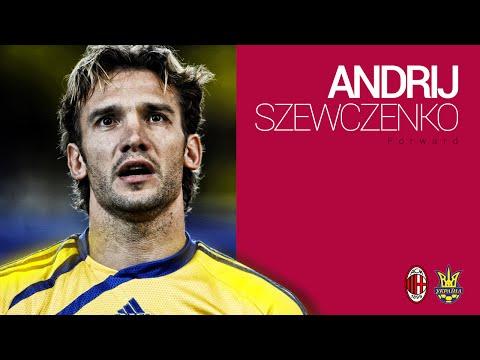 Andrij Szewczenko   Żywe legendy #3