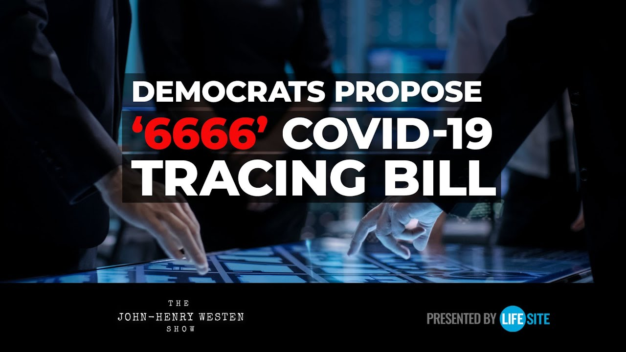 Democrats propose ominous '6666' bill for coronavirus tracing
