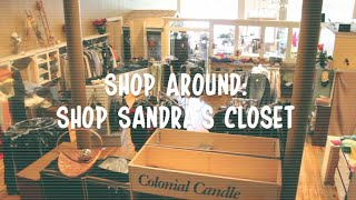 Shop Around: Shop Sandra's Closet Thumbnail