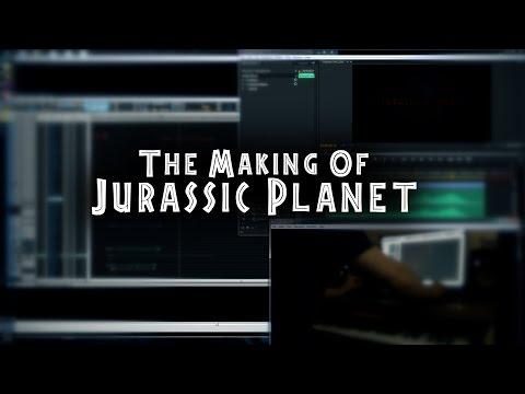 Composing Jurassic Park Opening Scene