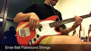 Flatwound Strings Comparison: Ernie Ball Flats VS. Thomastik-Infeld Jazz Flats