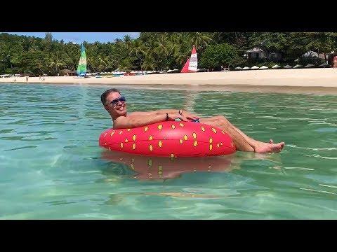 A melhor praia de Phuket, Tailândia – The Surin Hotel, em Pansea Beach