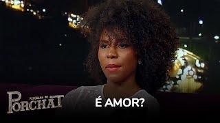 Baixar Luane revela se pretende manter o namoro com Leo Stronda