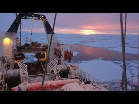 SAMS News - Arctic icebreaker - Working together to address polar changes
