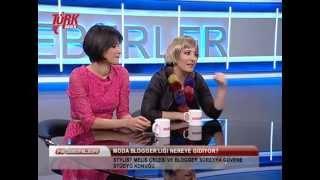 Moda Blogger'ı Süreyya Güvene ve Stylist Melis Çelebi
