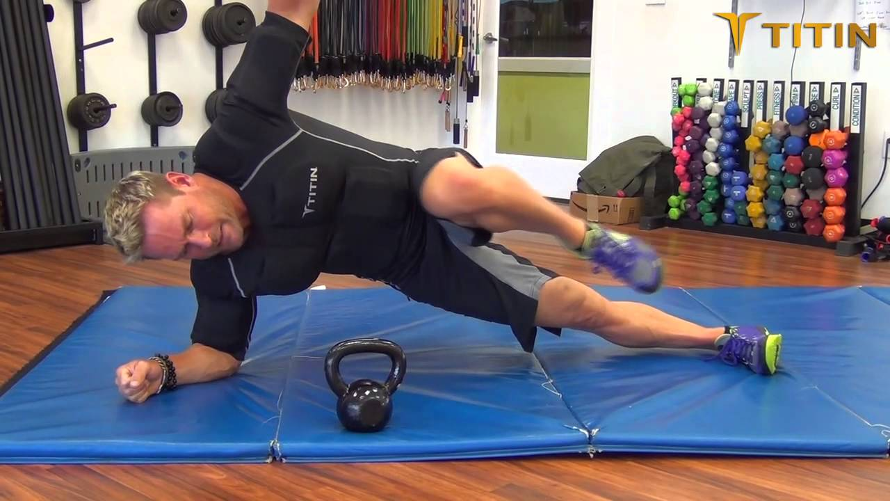 Extreme Core Workout