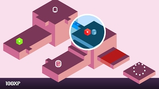 What is Induction An abstract puzzle game about time travel and paradoxes.
