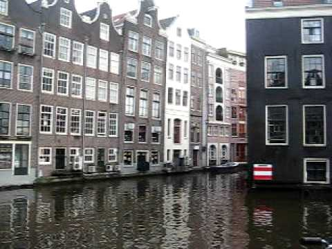Amsterdam - waterfront houses