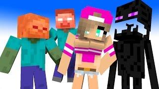 Minecraft Monster Schools LIVE full hd