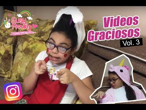 Videos graciosos instagramers Vol 3 - Susy Mouriz