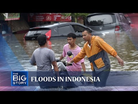 Floods in Indonesia | THE BIG STORY | The Straits Times