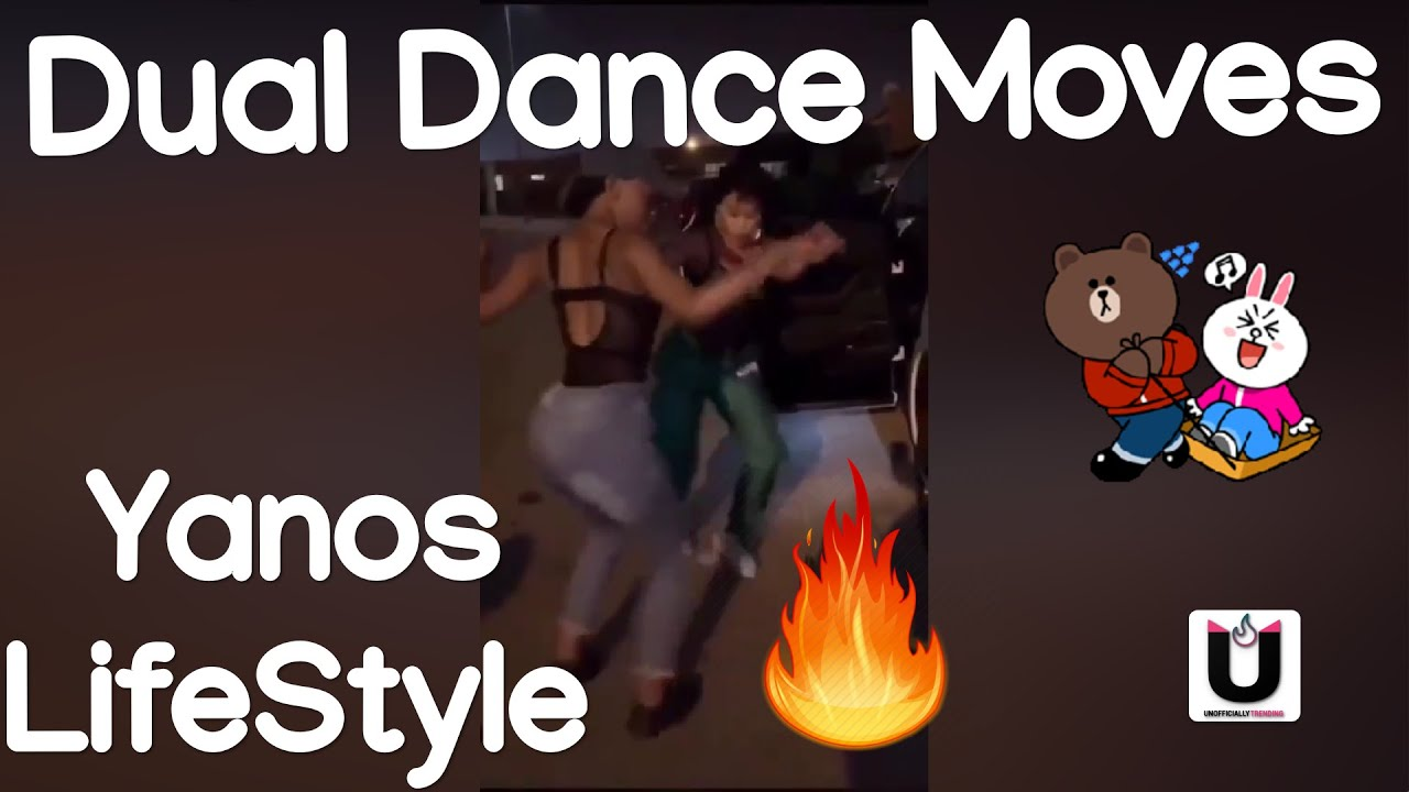 Best Amapiano 2019 Dual Dance Moves | South African Challenge